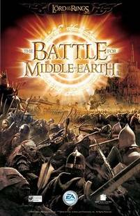 Lord Of The Rings The Battle for Middle-Earth
